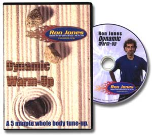 Ron Jones Dynamic Warm-Up DVD